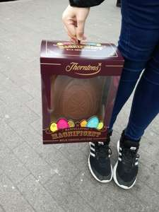 Chocoholics delight found instore at Thorntons (Sutton) for £4