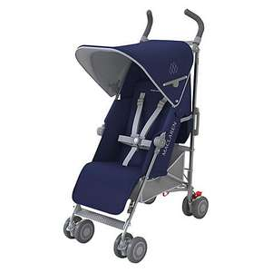 Maclaren quest stroller from £162 @ Boots.com with discount code