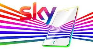 SKY Mobile Unlimted minutes, Texts and 3gb data £7.50 per month (£90 per year) SIM only