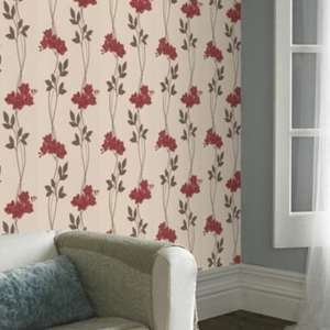 Graham & Brown Wallpaper - various designs - £5 per roll (were £12-£15) Free Delivery if order is over £20 otherwise £3 @ Tesco Direct
