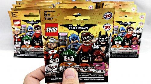 Lego Batman Movie Minifigures - £1.50 @ Sainsburys in store