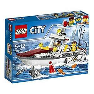 lego 60147 fishing boat trip  £11.99 at Amazon (Prime - £15.98 Non Prime) and John Lewis (+£2 C&C / £3.50 Delivery)