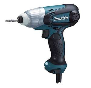 Makita TD0101F 240v 1/4in Hex T Type Impact Driver £23.04 - Amazon (Prime Exclusive)
