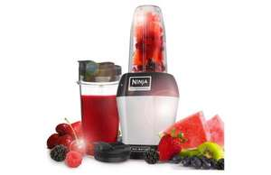 BL450UK Nutri Ninja Personal Blender - Silver £34.99 with free C&C @ Very