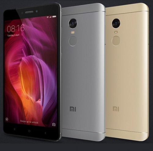 """4GB/64GB"" Redmi Note 4 Xiaomi, Band 20 Global, 5.5"" Snapdragon 625, 4100mah, Fingerprint ID, (£125 Quidco) £142 @ AliExress/XiaomiOnlineStore"