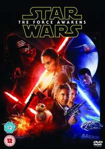 Star Wars: The Force Awakens / Minions DVD £1 @ Smyths (Instore)