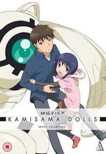 Kamisama Dolls - Complete Collection - DVD £9.99 @ Anime On Line