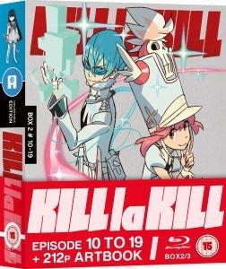 Kill la Kill Collectors Edition Part 2 (Blu-ray) - £16.99 - @Zavvi