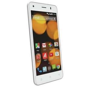 Sim Free Bush D4 5 Inch 720p 32GB / 2GB Ram + Fingerprint Mobile Phone £109.95 @ Argos