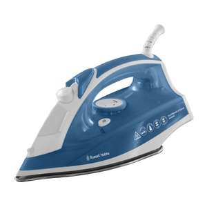 Russell Hobbs Supreme Steam Iron 2400W £12 at Wilko