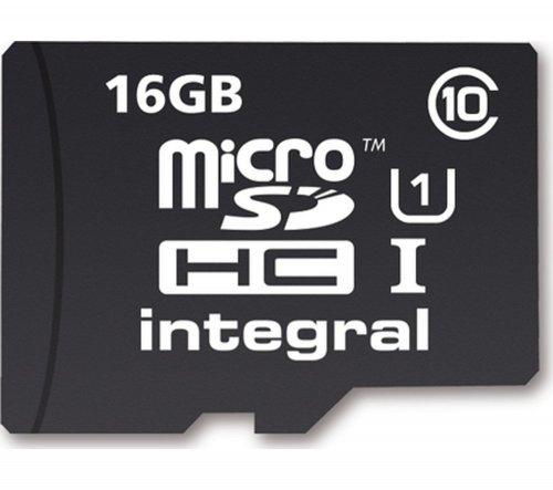 Micro SD card 16GB Class 10  £1 @ Curry's