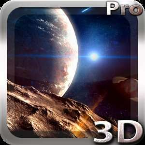 Planetscape 3D Live Wallpaper (was 92p) now FREE @ Google Play Store