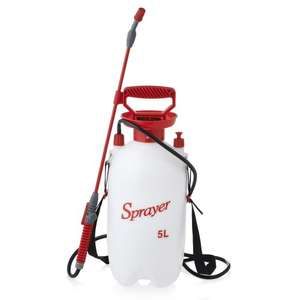 Water Sprayer 5L now £5.50 @ Wilko