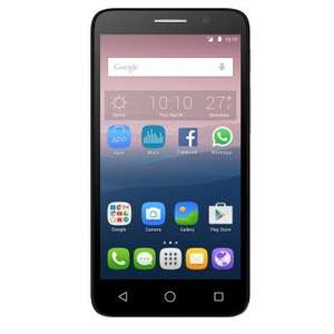 "Alcatel Pop 3 5"" Black on Three (Unlocked) £31.50 Delivered @ Phoneshop by Sainsburys"