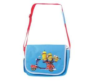 Minion Movie Moped Messenger Bag £4.73 (Add on item) @ Amazon