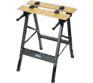 Challenge Xtreme Portable Folding Work Bench @ Argos was £22.99 now £14.99