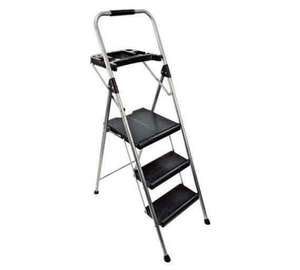 Abru 3 Step Steel Ladder And Tool Tray 2.48M @ Argos was £39.99 now £26.59