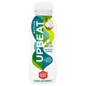 [FB /TWITTER REQUIRED] Free Bottle of Upbeat Coconut Pineapple