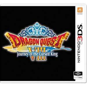 Dragon Quest VIII Journey of the Cursed King £20 @ Smyths toys
