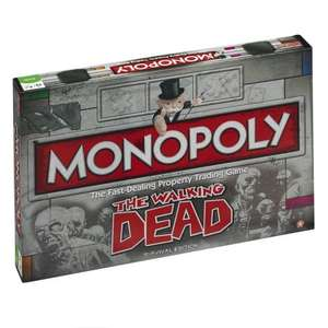 Walking Dead Monopoly Survival Edition Brand New £16.55 (Prime) / £21.30 (non Prime) on Amazon