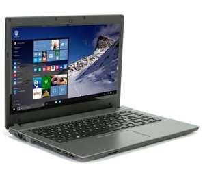 "14"" Zoostorm laptop with SSD  £179.98 at Ebuyer"