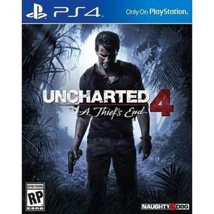 Uncharted 4 : A Thiefs End £14.99 + £2.95 delivery @ Directtvs.co.uk