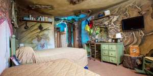 Alton towers hotel or enchanted village stay,which includes breakfast for 2 people,only £60 per night,selected dates