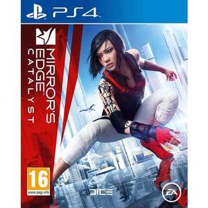 Mirrors Edge Catalyst [PS4/XO] £10.00 @ Smyths instore