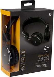 Instore: MANHATTAN Bluetooth kitsound headphones £8.75 @ Tesco instore