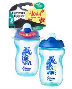 Tommee Tippee Aloha sippee cup - £1 instore @ Asda
