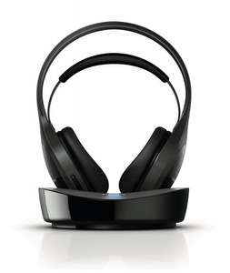 Philips SHD8600/30 Digital Wireless Rechargeable Stereo Headphones with Docking Station - £49.99 @ Amazon