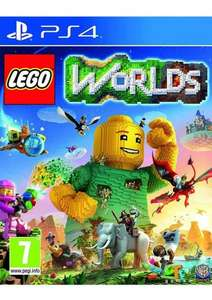 Lego Worlds (PS4/XB1) £14.85 @ simplygames