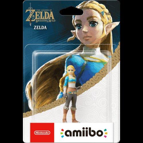 Zelda amiibo - The Legend OF Zelda: Breath of the Wild Collection £12.99