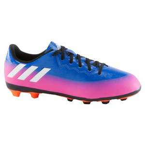 ADIDAS MESSI 16.4 KIDS FOOTBALL BOOTS - BLUE £19.99 @ Decathlon