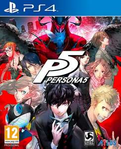 Persona 5 Take Your Heart Collectors Edition £71.34@ Amazon