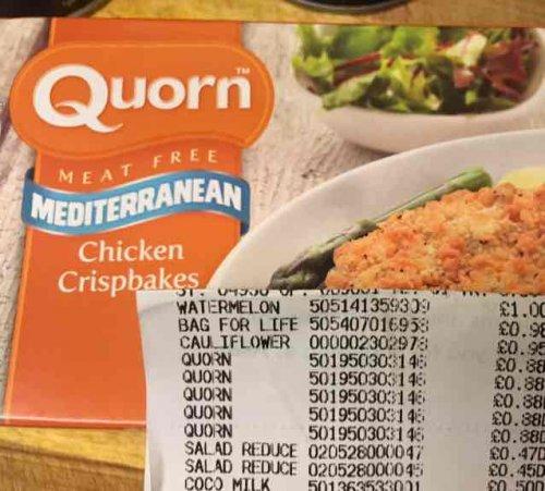 Quorn mediterranean bake £1 @ Asda