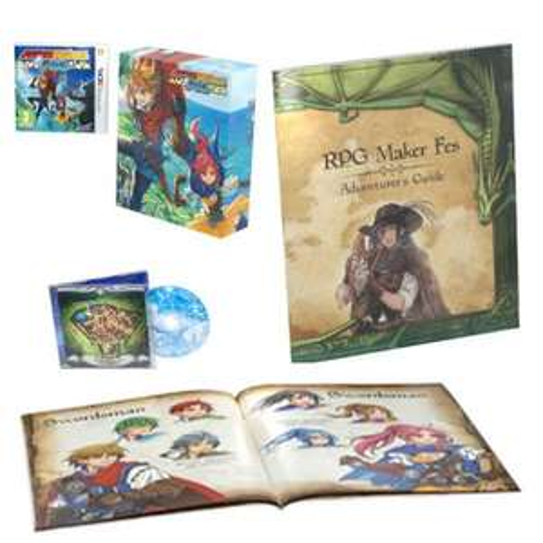 RPG Maker Fes Limited Edition (3DS) £44.99 delivered from Nintendo
