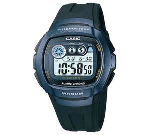 Casio Men's LCD Digital Watch £9.99 @ Argos - Free C&C