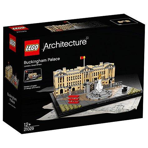 LEGO Architecture Buckingham Palace 21029 - £34.97 @ John Lewis (C&C)