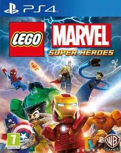 PS4 Lego Marvel Super Heroes - £12.85 @ ShopTo
