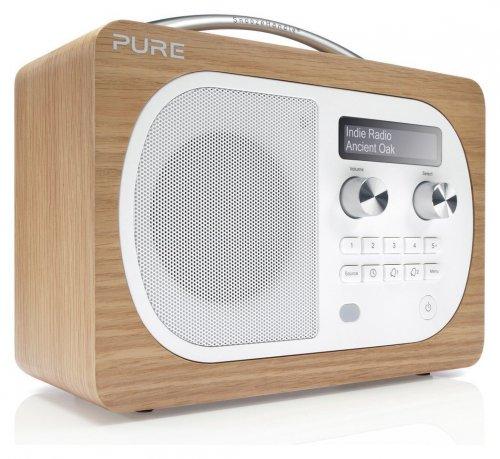 Evoke d4 dab radio - £79.99 @ Argos eBay Store