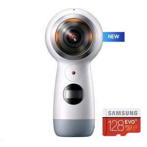 Pre-Order Samsung Gear 360 £219 with 128GB Micro SD from Samsung Store
