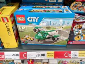 Lego half price instore clearance @ Tesco Merthyr (possibly national)