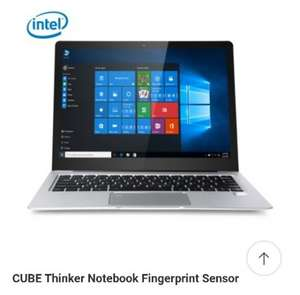 Cube Thinker i35 Windows 10 notebook - £499.99 with code at Gearbest