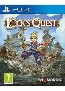 Locks Quest (PS4/Xbox One) £13.75 Delivered (Preorder) @ Boomerang