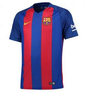 BARCELONA HOME SHIRT 2016-17 for £27.99 and many more up to 80% sale @ kitbag.com