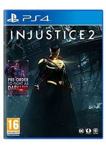 Base.com - Injustice 2 (PS4/XB1) - £35.85