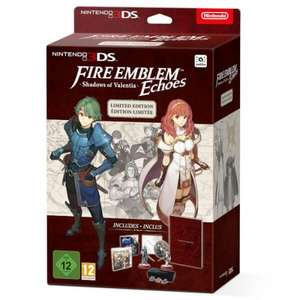 Pre-Order UP! Fire Emblem Echoes: Shadows of Valentia Limited Edition £72.99 @ Amazon UK