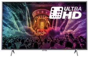 Philips 49PUS6401 49 Inch SMART 4K Ultra HD TV with HDR528 - £399 @ Argos