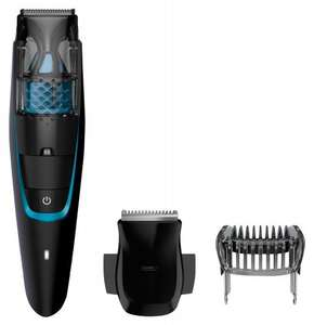 Philips Series 7000 Beard & Stubble Trimmer with Vacuum System - £34.99 @ Amazon